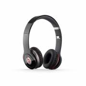 Beats Solo HD On-Ear Headphone (Black)