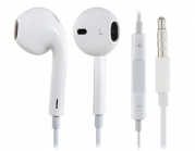 S9D New Earbuds EarPods Earphone Headphone With Mic In Ear New Shape For iPhone 5