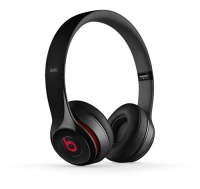 Beats Solo 2.0 Wired On-Ear Headphones (Black)