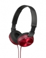 Sony MDR-ZX310 Headphone - Red