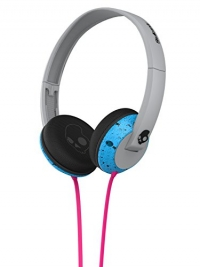 Skullcandy Uprock Headphones with Mic Gray/Cyan/Black, One Size