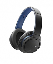 Sony MDRZX770BT Bluetooth Stereo Headset (Blue)