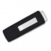 Etekcity 2-in-1 8GB Digital Voice Recorder & USB 2.0 Flash Drive (1Pack, 150Hours)