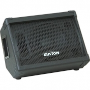 Kustom PA KPC10M 10 Monitor Speaker Cabinet with Horn