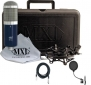 MXL R144 Recording Studio Ribbon Microphone w/Planet Waves 10' Microphone Cable and Pop Filter