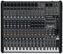 Mackie ProFX Series ProFX16, 16-channel/4-bus Compact Effects Mixer with USB